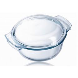 casseruola in vetro